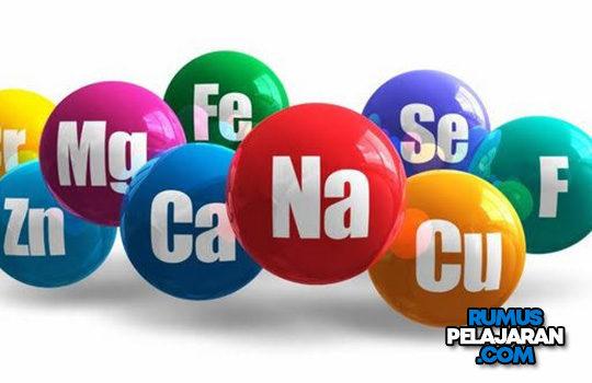 Pengertian Unsur Senyawa dan Campuran Definisi Ciri Sifat Jenis Perbedaan dan Contohnya