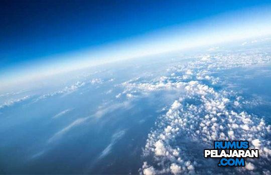 Materi Pelajaran IPS Atmosfer Lapisan Sifat Fungsi Unsur Manfaat Komposisi