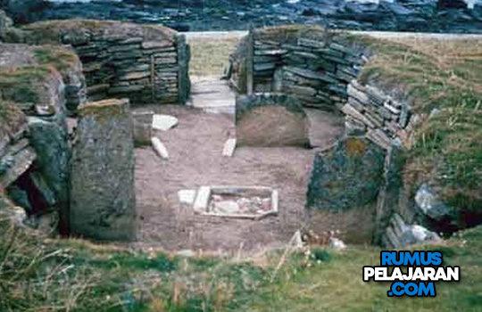 Materi Zaman Neolitikum Jenis Ciri Peninggalan Kebudayaan Cara Hidup