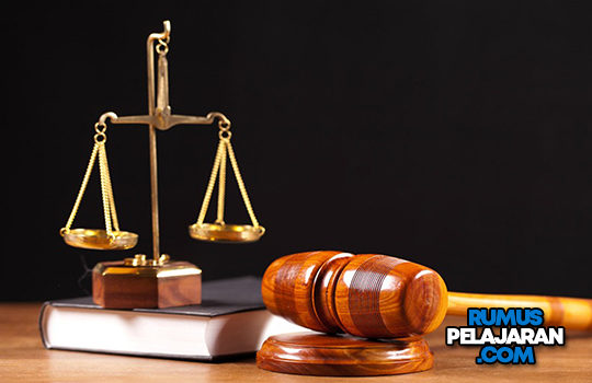 Pengertian Hukum Definisi Ciri Unsur Jenis dan Contoh Hukum di Indonesia