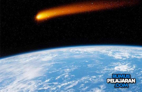 Materi Komet Ciri Proses Bagian Karakteristik Jenis Contoh