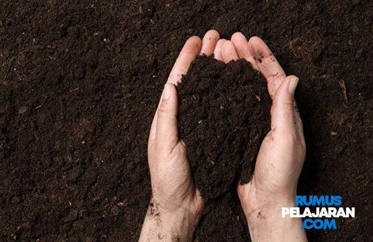 Materi Tanah Jenis Fungsi Konsep Karakteristik Proses Faktor Komponen
