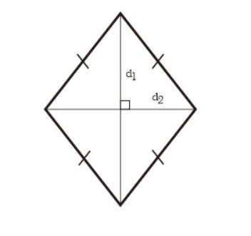 Diagonal Belah Ketupat