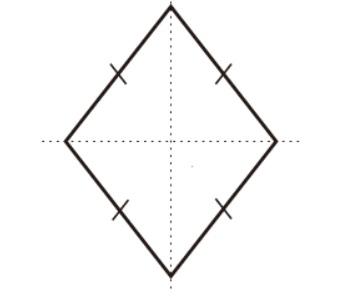 Mempunyai 2 Sumbu Simetri