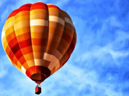 Penerapan Hukum Archimedes Balon Udara