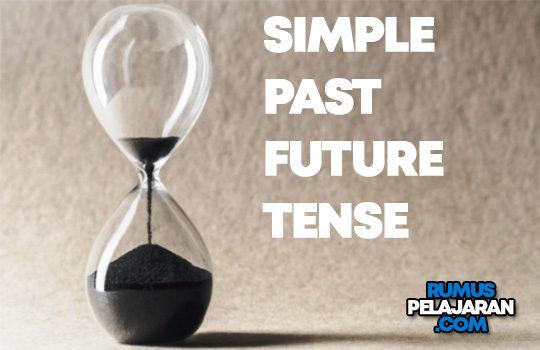Pengertian Simple Past Future Tense Rumus Macam Fungsi Contoh Kalimat