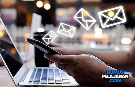 Pengertian Email Definisi Sejarah Singkat Fungsi Jenis dan Cara Kerjanya