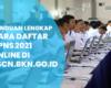 Cara Daftar CPNS 2021 Online di SSCASN.BKN.GO.ID