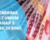 Update BLT UMKM Tahap 3 Cair? Cek Penerimanya DI SINI!
